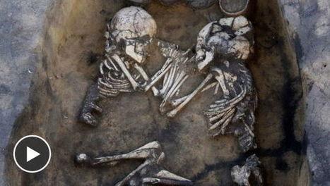 Des squelettes enterrés face-à-face et mains jointes découverts en Sibérie | Histoire et Archéologie | Scoop.it