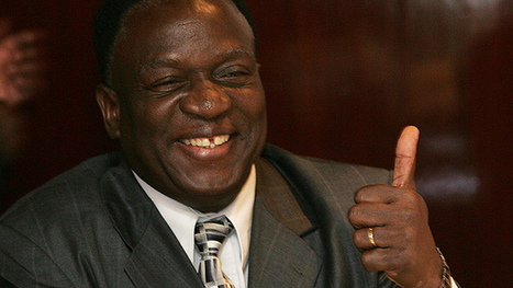 Emmerson Mnangagwa: The man who would be king in Zimbabwe | NGOs in Human Rights, Peace and Development | Scoop.it