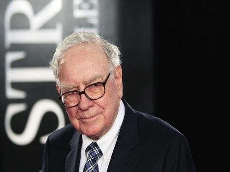 Se solo avessimo ascoltato Buffett 5 anni fa! | Marketing & Publicity | Scoop.it