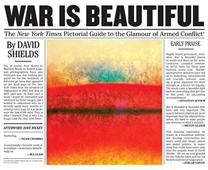 War Is Beautiful* - Analyzing the front-pages of The New York Times | LensCulture | Images as Resistance | Scoop.it