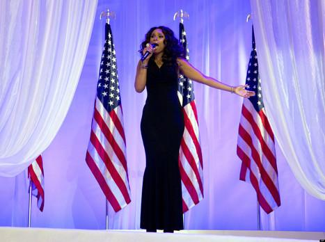 Beyonce's National Anthem Performance, Jennifer Hudson's Al Green Cover ... - Huffington Post   Eye on Green Magazine   Scoop.it
