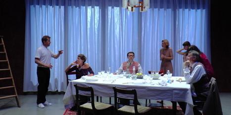 Il en faut peu pour etre heureux, vraiment trop peu (Dans la Republique du Bonheur, Theatre de Chaillot, Paris) | Culture and lifestyle | Scoop.it