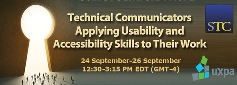 Virtual Conference: Usability and Accessibility | Accessibility and Inclusion | Scoop.it
