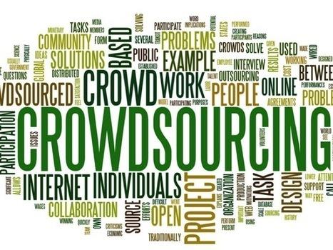 Crowdsourcing urbain : le numérique au service de la ville durable ? - Iddri Blog | Participation citoyenne | Scoop.it