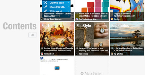 Flipboard Launches as the iPad's Social Media Magazine | Personal branding and social media | Scoop.it