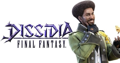 Why Sazh deserves a spot in Dissidia Final Fantasy |TheZonegamer | Thezonegamer | Scoop.it
