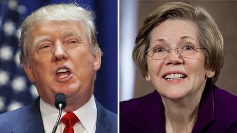 Warren: Trump economic plan written by, for 'rich corporate insiders' | Deliberating Violent Revolution | Scoop.it