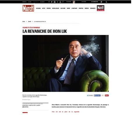 Lettre ouverte adressée à Hon Lik • AIDUCE | La Vape dans tous ses états. | Scoop.it