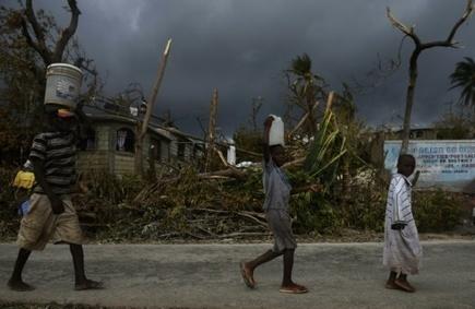 Haïti: l'ouragan Matthew a anéanti le grenier Port-au-Prince | Risques environnement & santé, changement climatique, risques liés aux modes de vie contemporains | Scoop.it