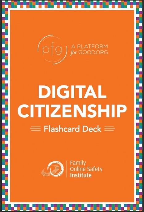 Putting Our Best Footprint Forward - Getting Smart by Susan Lucille Davis - digital learning, digital_citizenship, K-12, Kinderchat   Edtech PK-12   Scoop.it