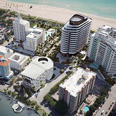 Koolhaas and Foster to work alongside Hollywood duo on Miami Beach | Travel Vacations | Scoop.it