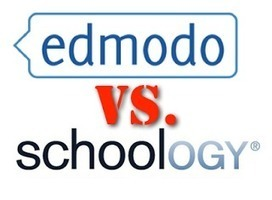 Schoology vs. Edmodo; How Schoology solved my iPad workflow woes | Learning4Life | Scoop.it