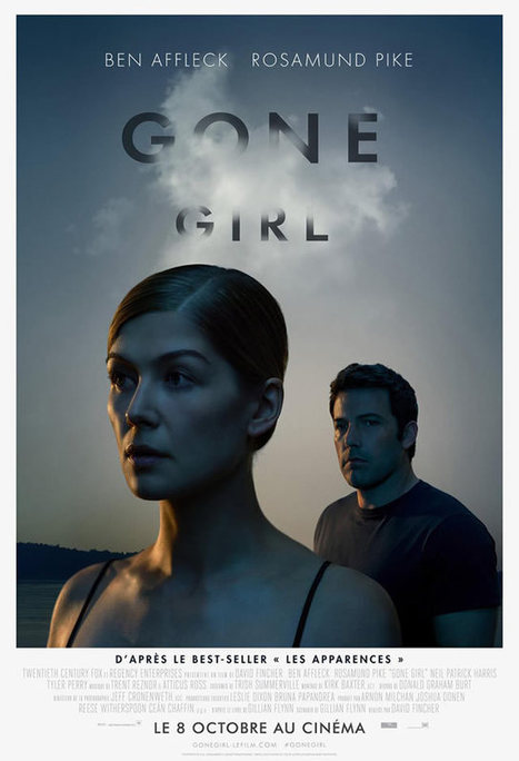 Now I see what all the fuss about Gone Girl is about… | Screen Beanz | Digital ExPRESSion | Scoop.it