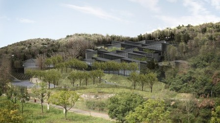 [CHINA] Kengo Kuma Diseña Museo de la Academia de Arte en Xiangshan | The Architecture of the City | Scoop.it