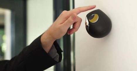 Security Camera Shaped Like a Bird | Geek Insolite | Scoop.it