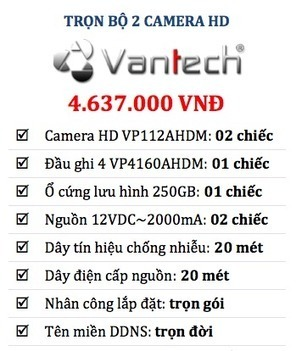 Lắp đặt trọn gói 02 camera khuyến mãi giá cực rẻ | sim3gchoipad | Scoop.it