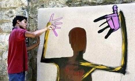 Jean-Michel Basquiat: the street-art inspiration for Massive Attack ... | Peej | Scoop.it