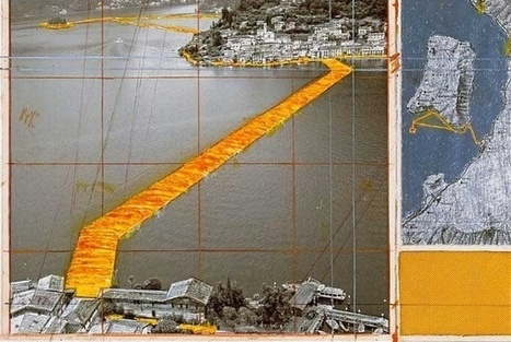 Christo invites public to walk on water | Tread Lightly | Scoop.it