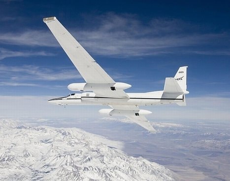 NASA utilizes U2 spy plane to study Arctic ice - Tech Times | Inuit Nunangat Stories | Scoop.it