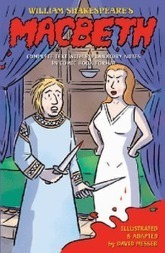 David Messer's Shakespeare Comics   Shakespeare Comics   Scoop.it