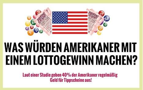 Was würden Amerikaner mit einem Lottogewinn machen | Smarthome | Scoop.it