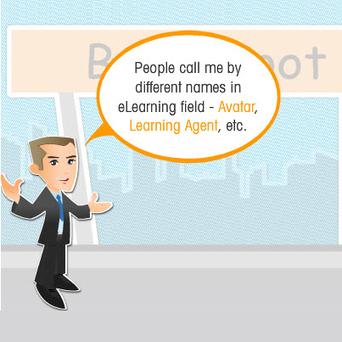Utiliser des personnages : une manière d'humaniser vos prochains parcours e-learning | Nouveaux modes d'apprentissage | Scoop.it
