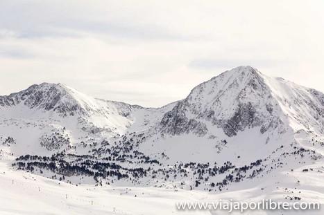 Ruta con raquetas de nieve en el Valle de Arán, Pirineos. | Viaja por España | Scoop.it