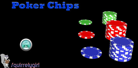 Free Poker Chips in Reallusion city by squirrelygirl | Wolf and Dulci Links | Scoop.it