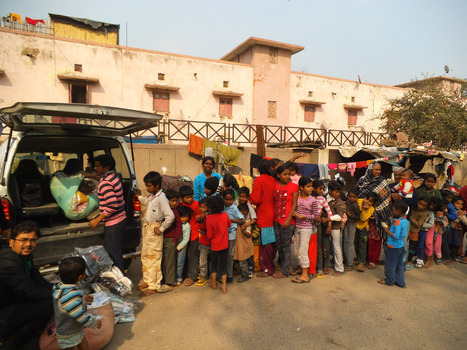 """Poverty issues, solved by agwo NGO """"A Giggles Welfare Organization"""" 