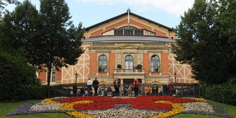#225 ❘ Le Palais des festivals de Bayreuth (Bayreuther Festspielhaus) conçu par Richard Wagner ❘ 1876 | # HISTOIRE DES ARTS - UN JOUR, UNE OEUVRE - 2013 | Scoop.it