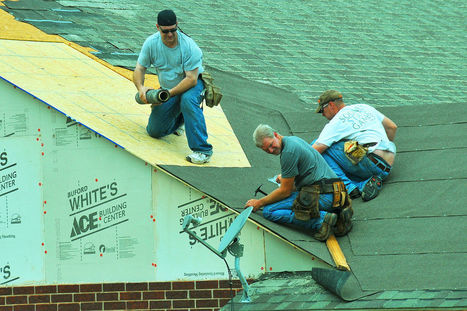 Roof Top Garden Disaster: Homeowner's Guide for Roof Repair and Installations | Finest Roof structure Actually | Scoop.it