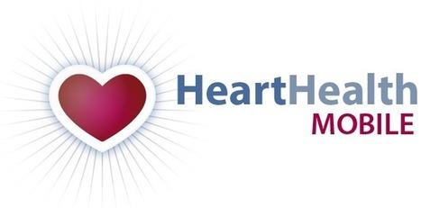 Heart Health Mobile App | Healthy Living! | Scoop.it