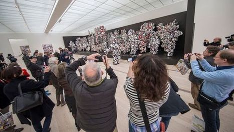 Le père de l'Art Brut Jean Dubuffet à l'honneur de la Fondation Beyeler | Outsider & Raw Art | Scoop.it