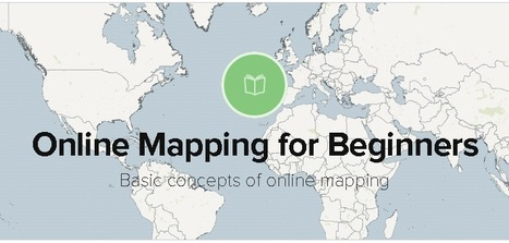 The Map Academy › Online Mapping for Beginners | GeoTechnologist | Scoop.it