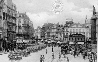 1914-1918 : quand la France est amputée de dix départements | Nos Racines | Scoop.it