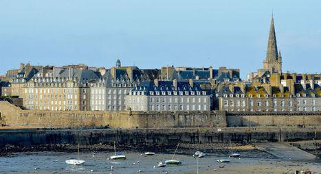 Gilbert James Voyages - Saint-Malo, la belle cité corsaire.   Autocars Ile de France   Scoop.it