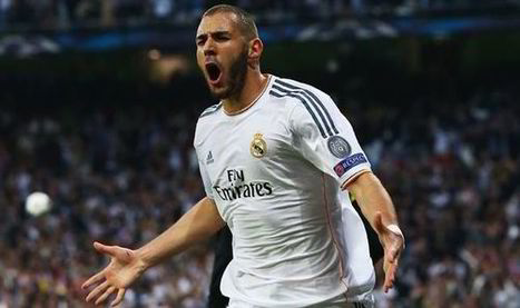 PSG want Liverpool target Karim Benzema as £50m Edinson Cavani heads to ... - Express.co.uk   PSG   Scoop.it