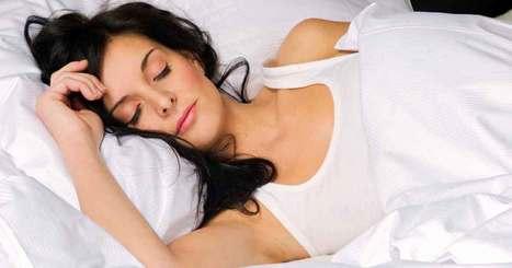 Sleep Is Critical for Brain Detoxification | Healthy Bodies Healthy People | Scoop.it
