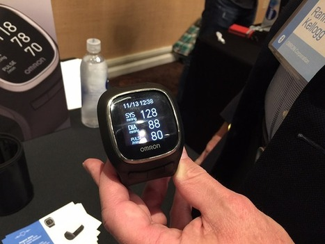 Medgadget @ CES 2016: Omron Project Zero Wearable Blood Pressure Monitor     Dispositifs Médicaux - Medical Devices   Scoop.it