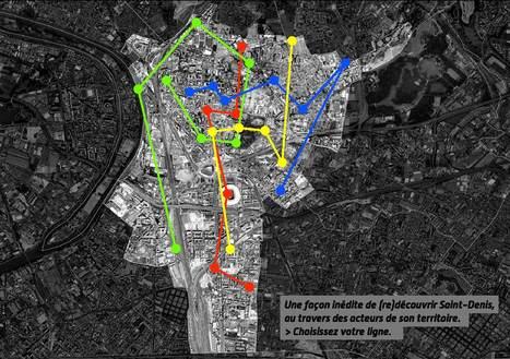 Saint-Denis entre les lignes | Webdocumentaires & marques | Scoop.it
