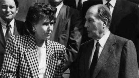 Edith Cresson est nommée premier ministre le 15 mai 1991 | Chatellerault, secouez-moi, secouez-moi! | Scoop.it