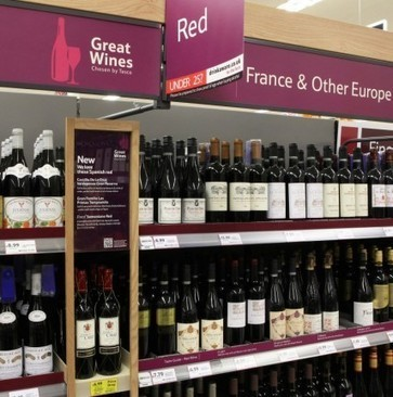 Tesco to trial customer tasting notes | Autour du vin | Scoop.it