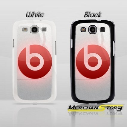 Beats By Dr Dre Logo Samsung Galaxy S3 Case | Samsung Galaxy S3 Case | Scoop.it