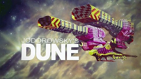 30 Lessons In Startup Creativity via JODOROWSKY'S DUNE | Startup Revolution | Scoop.it