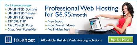 Bluehost reviews - Cheap, reliable hosting | Affiliate Marketing | Scoop.it