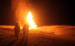 Sinai pipeline attacked for the second time in tw