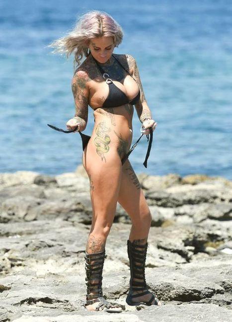 Photos : Jemma Lucy en bikini sexy à Ibiza | Radio Planète-Eléa | Scoop.it