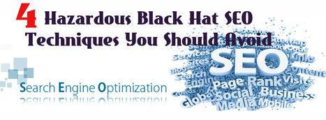 4 Hazardous Black Hat SEO Techniques You Should Avoid | MediaLabz-Wordpress Website Design in Calgary | Scoop.it