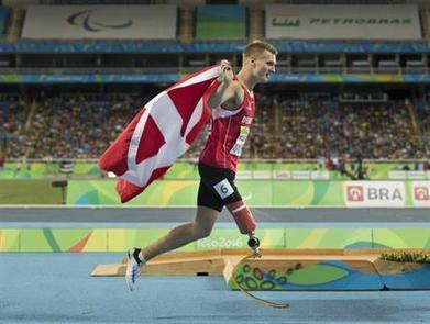 Technology at Paralympics sparks advances and controversy | Cool New Tech | Scoop.it
