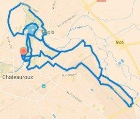Usages du numérique en EPS - Géographie à Châteauroux (Indre) Tweet from @CE2_JRacineChtx | Vie numérique  à l'école - Académie Orléans-Tours | Scoop.it